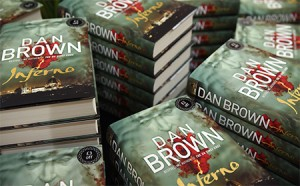 Betting on Dan Brown's Inferno