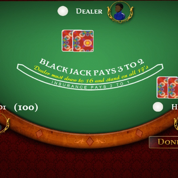 Enjoy Triple the Chances with Tidda Games' BlackJack Multi Hand