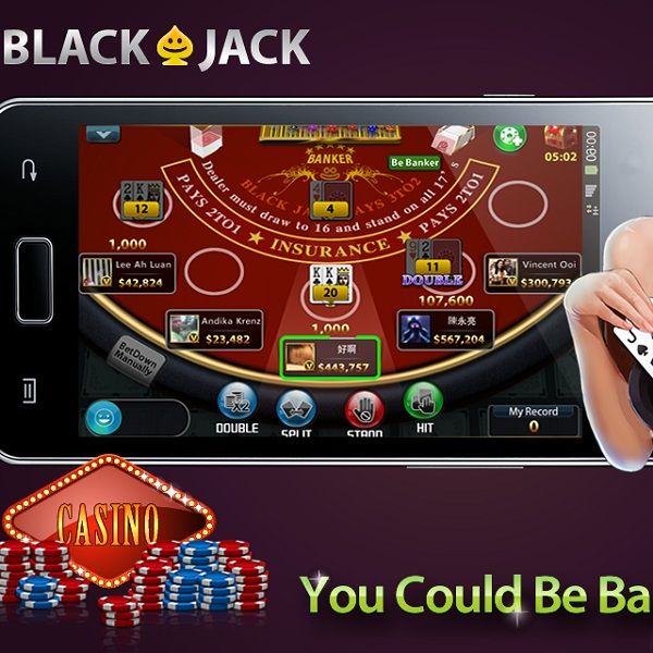 Blackjack Revolution Allows Players to Become the Banker