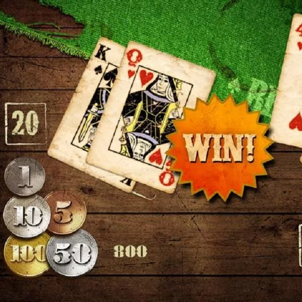Gold Rush Blackjack Transports Players to the Wild West