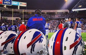 Blackout on Buffalo Bills vs. Detroit Lions Preseason Game