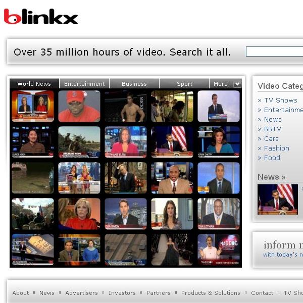 Blinkx (BLNX) Share Price LSE Monday 3 November 2014