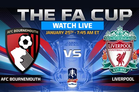 Bournemouth vs Liverpool FA Cup Betting Preview