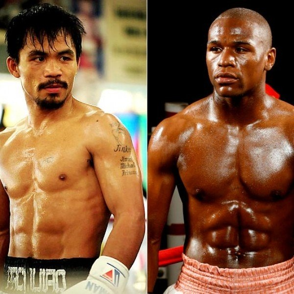 Date for Mayweather vs Pacquiao Finally Confirmed