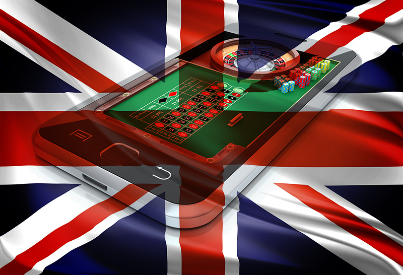 : British Gambling Firms Benefit from Gov. Chris Christie