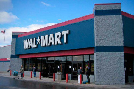 Wal-Mart Shares Down as Profit Projections Fall Short