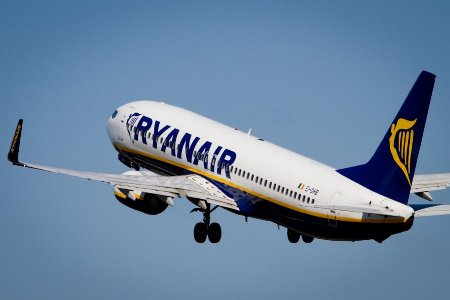 Ryanair Share Prices Up As Full-Year Outlook Raised