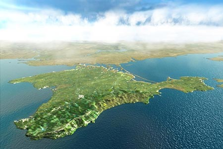 Business in Goa is Lost As A Result of Russian Invasion of Crimea