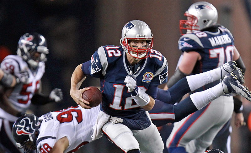 Can Tom Brady Lead the New England Patriots to Victory