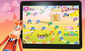 Candy Crush Saga is Top Grossing Free iOS Game