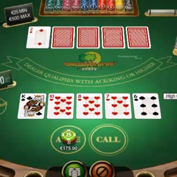 $261K Caribbean Poker Progressive Jackpot Available at 888 Casino