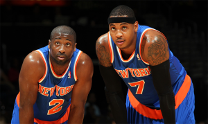 Carmelo Anthony is Focused on Making Knicks NBA Champions