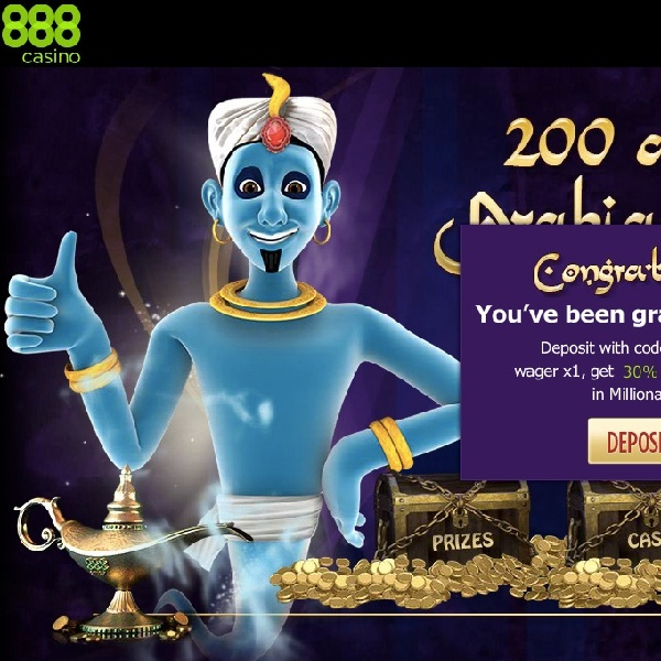 888 Casino Brings Members Jackpot Manic Monday