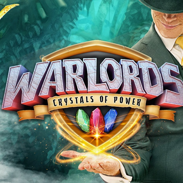 Win £1,500 Cash in Mr Green Warlords: Crystals of Power Tournament