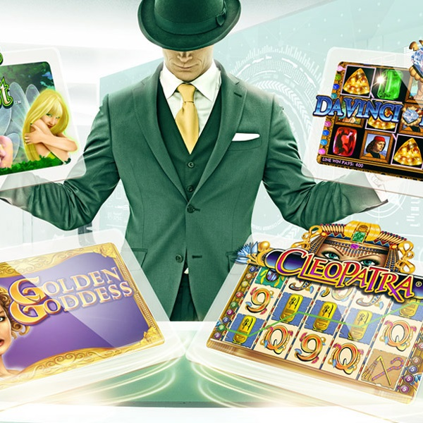 Win a Share of €10,000 Cash at Mr Green This Weekend