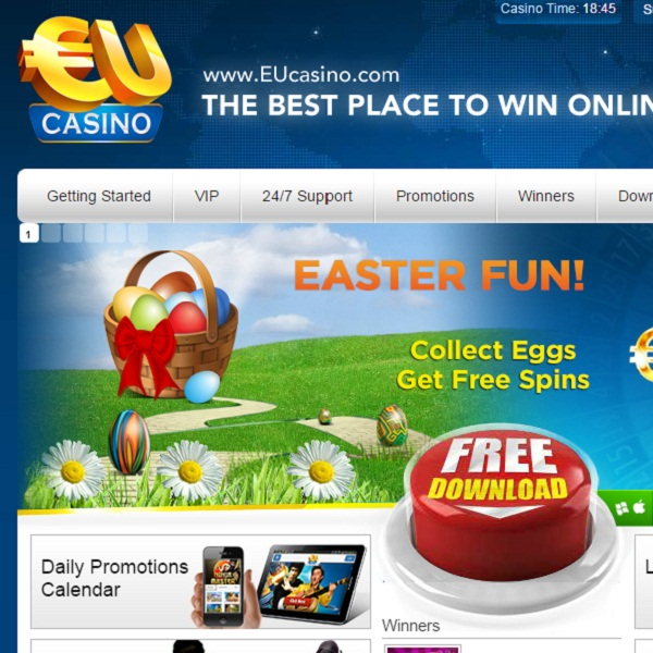 EU Casino Sunday Promotions Offer Thousands in Prizes