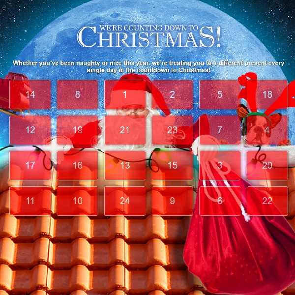 Get in the Christmas Spirit with Casino.com's Christmas Countdown