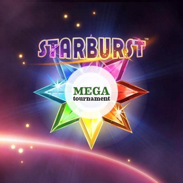 Mr Green Running £2,000 Starburst Slot Tournament
