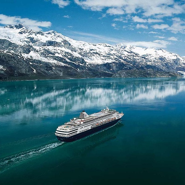 Win An Alaskan Cruise at Les A Casino