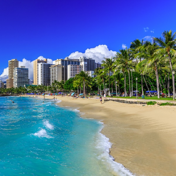 Win a Dream Holiday in Honolulu at BetVictor Casino