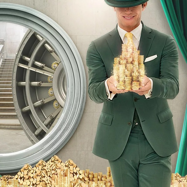 Win Free Cash For the Whole of 2018 at Mr Green Casino