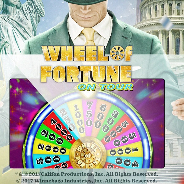 Win A Share of €15K in Mr Green's Wheel of Fortune on Tour Promo