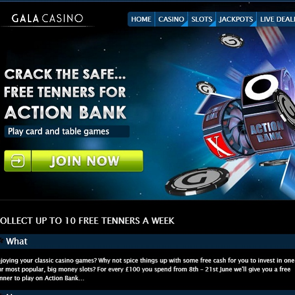 gala casino online slot free play