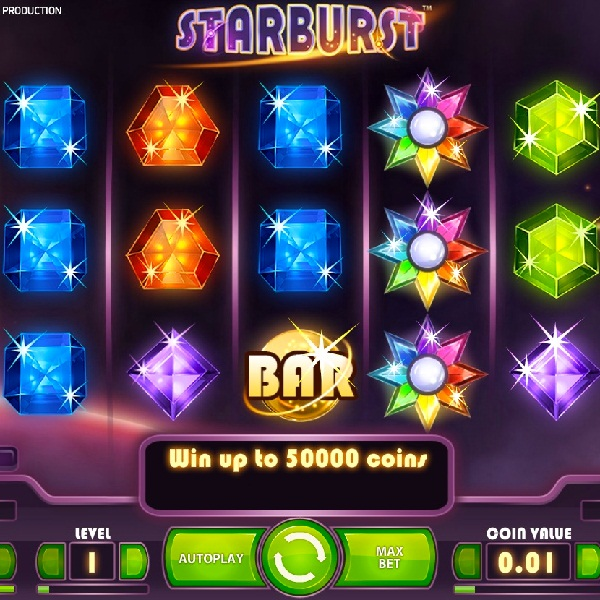 Mr Green Casino Offers Hundreds of Starburst Free Spins