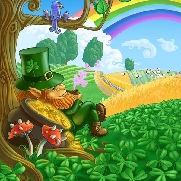 Enjoy St. Patrick's Day Free Spins at Mr Green