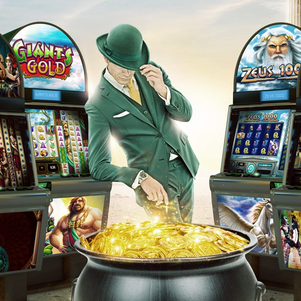 Win Up to £10,000 Cash at Mr Green This Week
