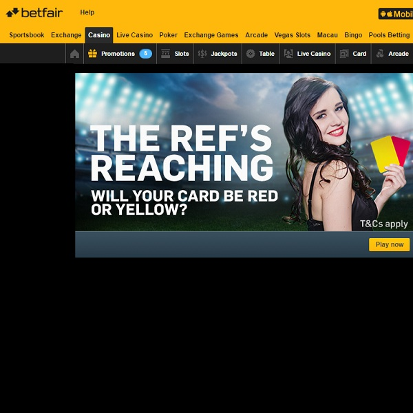 Betfair Casino Offers Live Blackjack Bonuses