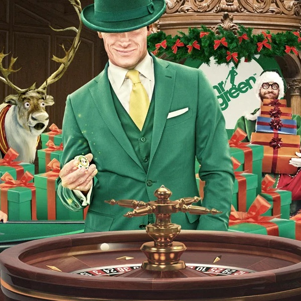 Win Cash and Free Spins at Mr Green Casino