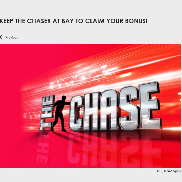 Play The Chase at Gala Casino for Great Bonuses
