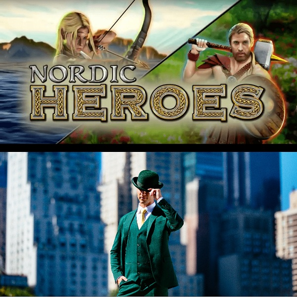 Win a Share of £15K at Mr Green with Nordic Heroes