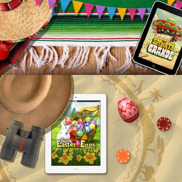 Win Two Holidays at Unibet Casino