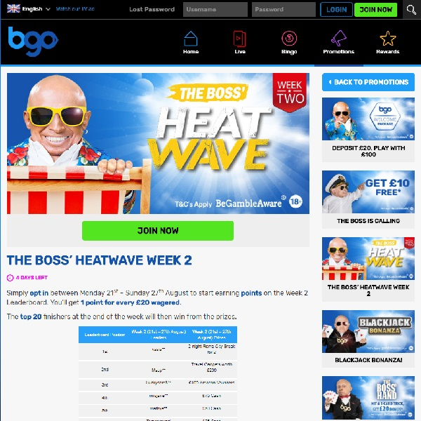 Win A Two Night Trip to Rome at BGO Casino