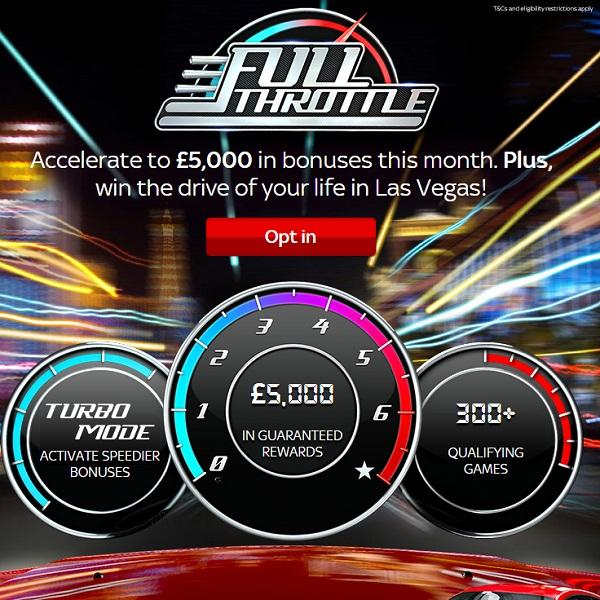 Sky Vegas Casino Offers Players Cash Prizes and a Trip to Vegas