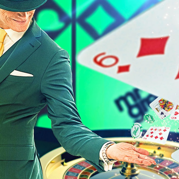 Win a Share of €5K Cash in Mr Green's Extreme Live Games Promotion
