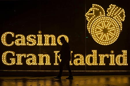 Casinos Open in Central Madrid for the First Time in a Century