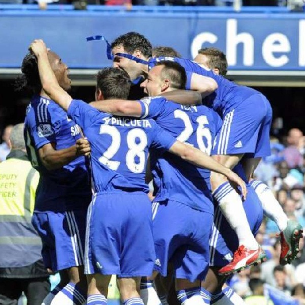 Chelsea Made 11/8 Favourites to Win League Again Next Year