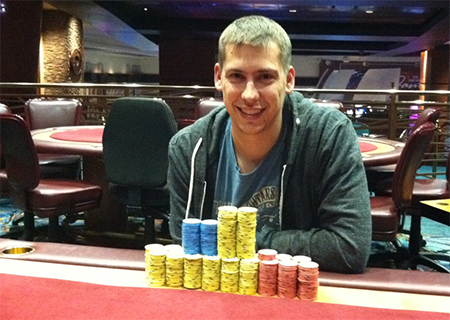 Chinne Leads Seminole Hard Rock Poker Open