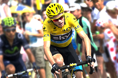 Chris Froome Wins Stage 15 of Tour de France