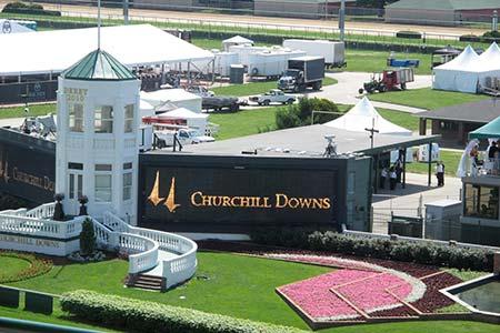 Churchill Downs Continues to Invest in Online Gambling