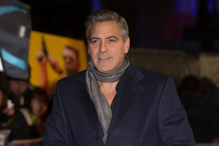 Clooney and Wynn in Public Battle Over Dinner Remarks