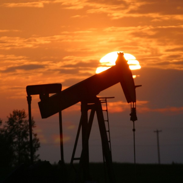 Crude Oil Down but Futures Up