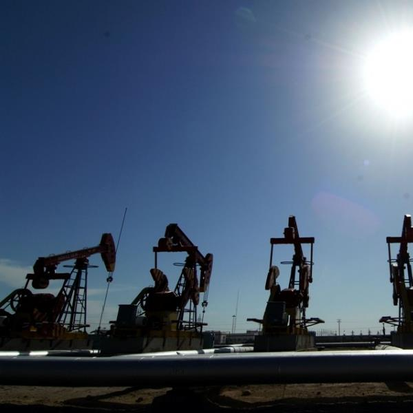 Crude Oil Falls As Supply Outstrips Demand