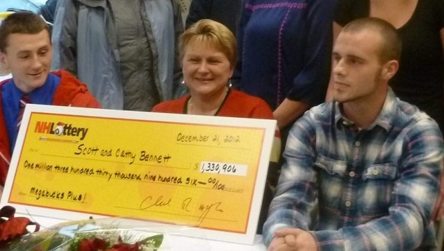 Couple Wins Jackpot After Being Sold Wrong Ticket