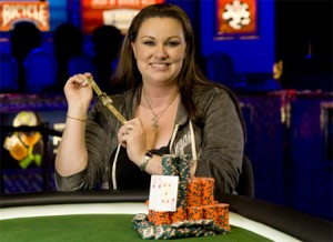 Dana Castaneda Becomes First Woman Bracelet Winner at WSOP 2013