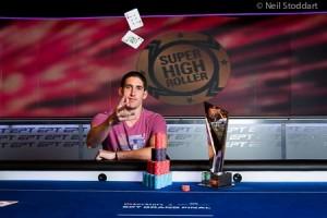 Daniel Colman Wins EPT Grand Final Super High Roller