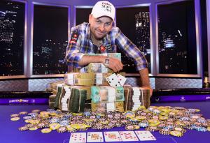 Daniel Negreanu Wins WSOPAP Main Event